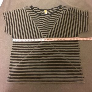Lucy Tops - Lucy striped  top
